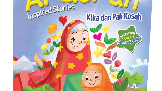 Al-Qur'an Inspired stories Kika & Pak Kosah
