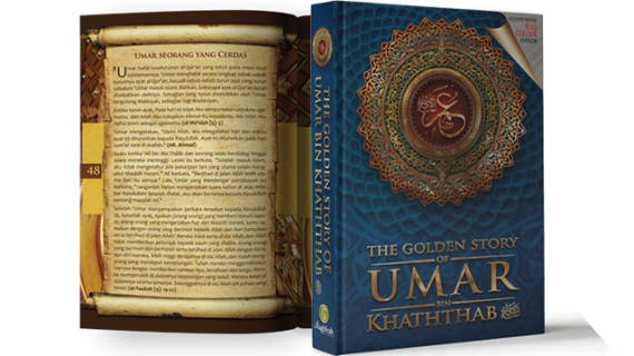 The Golden Story Of Umar Bin Khaththab