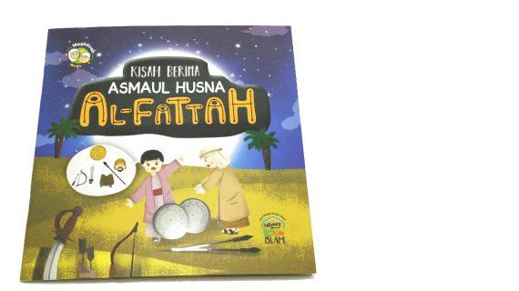 Seri Berima Asmaul Husna Al-Fattah
