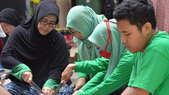 Perayaan Idul Adha Karyawan Maghfirah Pustaka