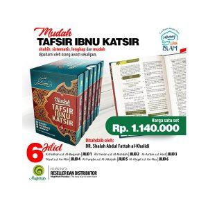 penerbit al-quran, penerbit TAFSIR IBNU KATSIR