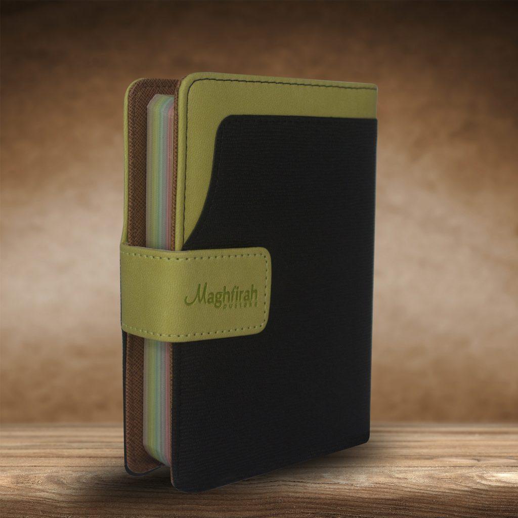 Al-Jaliil Qur'an Tajwid Warna & Terjemah (Hitam)