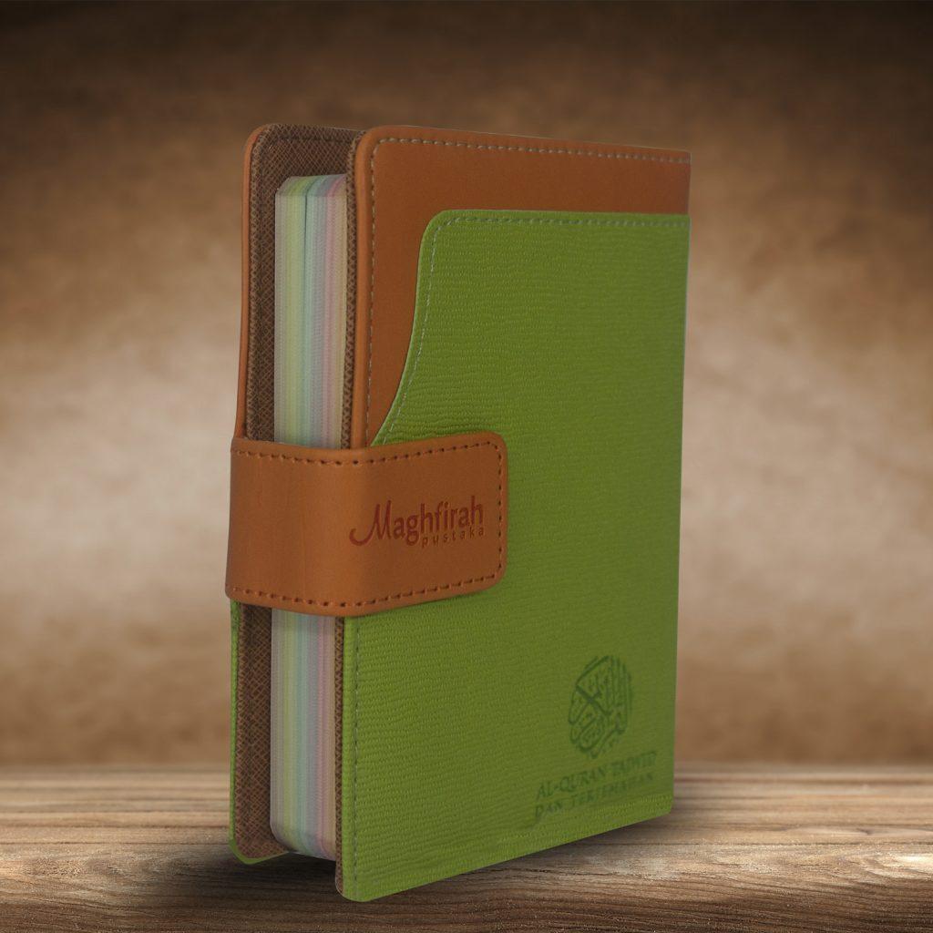 Al-Jaliil Qur'an Tajwid Warna & Terjemah (Hijau)