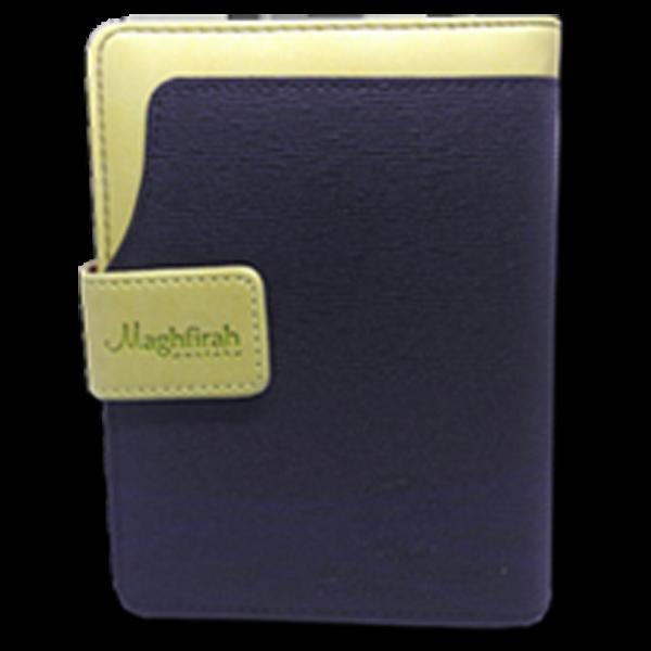 Al-Jamil hitam Quran Tajwid Terjemah Pelangi Dompet Sedang