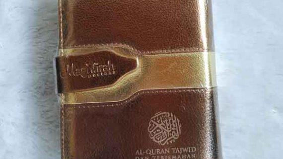 penerbit al quran, al quran dompet magnet