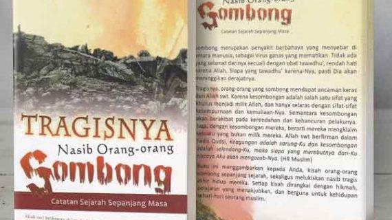 penerbit buku islam tragisnya nasib orang orang sombong