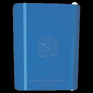 Al-Qawiyy : Quran & Terjemah Karet A6